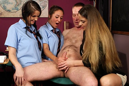 Multiple Orgasms from PureCFNM