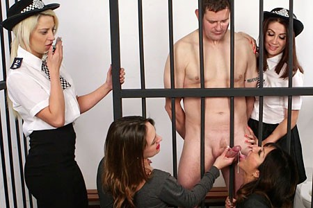 Prison Discipline from PureCFNM